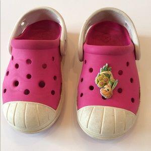 Crocs child size 8. GUC